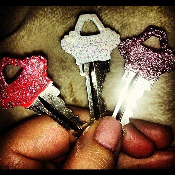 Paint-Keys